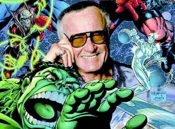 这位惊奇漫画公司的前老板,是大名鼎鼎的蜘蛛侠,钢铁侠,雷神和超级