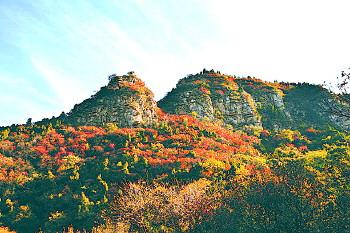 地址:章丘曹范镇   门票:50元   三王峪山水风景园,位于济南和章丘