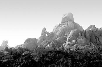 """山""""之称的大珠山风景区"""