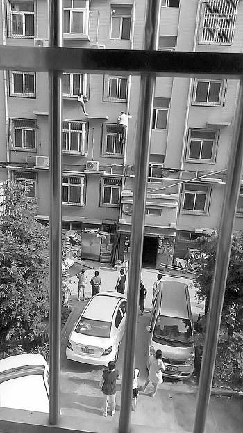 楼道声光报警电路图