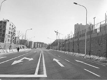 济南市中区白马山东