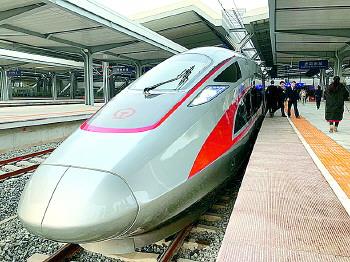 济青新增21点高铁 济南站也能去济南东