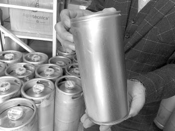 """济南泉水啤酒""""趵突印象""""将于5月1日上市"""